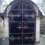 Uşă metalică