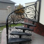 Railings with stairs